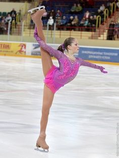 Julia Lipnitskaia Russian Juniors