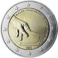 Σχέδιο αναμνηστικού κέρματος των 2 ευρώ