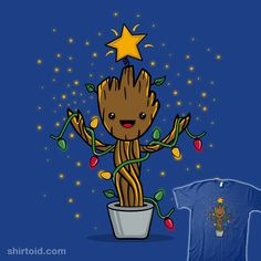 All it needs is a little love. | #Groot #GuardiansoftheGalaxy | Shirtoid.com