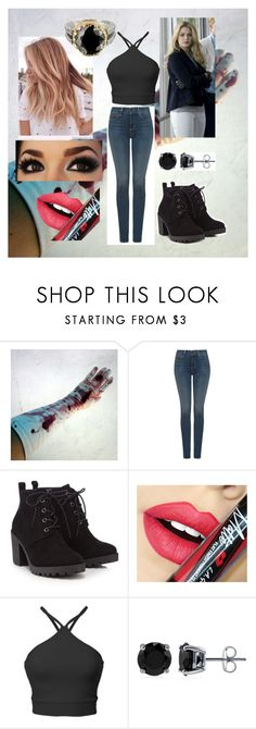 """""""Rose caçada"""" by larissa1012 ❤ liked on Polyvore featuring NYDJ, Red Herring, Fiebiger, BERRICLE and Tryò"""
