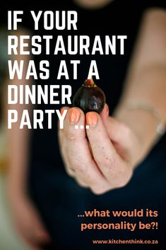 If your restaurant was at a dinner party what would its personality be? And what would the conversation be about? How to build a real community. Social Media Template, Social Media Design, Management Tips, Social Media Marketing, Conversation, Personality, Connection, Community, Sayings