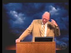 Chuck Missler Revelation Session 20 Ch-15 16 The Seven Bowls Of Wrath - YouTube