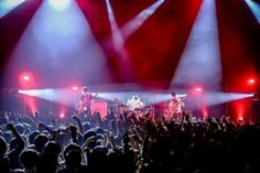 @rockinon_hogaku UNISON SQUARE GARDEN/Zepp Tokyo ライブレポート