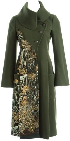 Пальто: Burda 12/ 2014/ 119 / Burdastyle