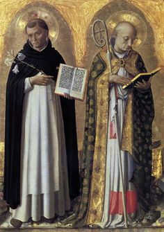 Perugia Altarpiece (left panel) by @artistangelico #earlyrenaissance