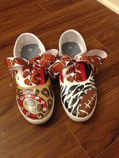 School Spirit Shoes