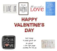 """Happy valentines day"" by madimae-madimae123 ❤ liked on Polyvore featuring WALL, Wall Pops!, Monday, Pink Marmalade, Kess InHouse and Universal Lighting and Decor"