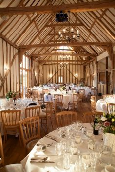 Bruisyard Hall is one our 5 sublime Suffolk countryside wedding venues. Set in 700 acres of breathtaking countryside its 17th century barn is a perfect example that rustic doesn't mean basic.
