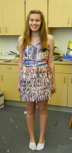 clothing from recycled materials - Google Search