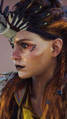 Horizon Zero Dawn, Warrior Princess, Skyrim, Pizza, Games, Random, Gaming, Plays, Casual
