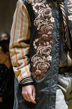 Antonio Marras at Milan Fashion Week Spring 2018 - Details Runway Photos