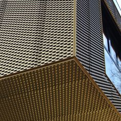 Munich, Golden Expanded Metal | by Detlef Schobert