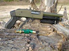 Serbu SBS (short barrel shotgun) @beardedguy #BuffaloTactical www.Buffalofirearms.com https://www.facebook.com/Buffalofirearms #ArmedSociety #Ar #223 #ak47 #firearms #1911 #sig #glock #guns #libertarian #liberty #patriot #2A #ghostgun #beararms #michigan #gunsbymail #btac #buffalo #buffalofirearms #molonlabe