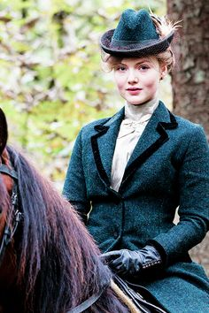 Holliday Grainger - Lady Chatterley's Lover 2015