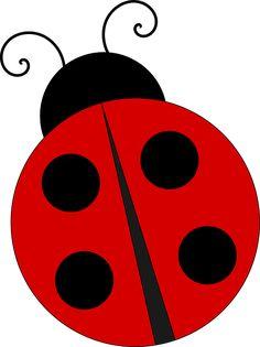 Free Image on Pixabay - Ladybug, Ladybird, Nature, Insect Ladybug Crafts, Ladybug Party, Applique Patterns, Applique Designs, Ladybug Cartoon, Easy Drawings, Rock Art, Painted Rocks, Arts And Crafts