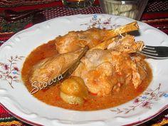 Храна за мойте канибали: Заек капама