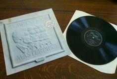 Tamla Motown Record's Temptations Masterpiece Vinyl Album LP Original Record lps   eBay