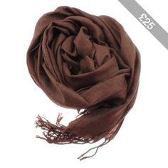 Beautifully Soft Pashmina & Silk Mix Ladies Evening Scarf Wrap Fuchsia Pink: Amazon.co.uk: Clothing