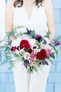 Deliciously romantic bouquet: http://www.stylemepretty.com/2015/06/04/whimsical-italian-inspired-editorial/ | Photography: Natalie Schutt - http://www.natalieschutt.com/