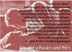 The marriage bargain marriage to a billionaire 1 by jennifer the marriage bargain fandeluxe Choice Image