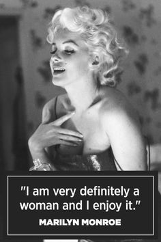 20 Real Marilyn Monroe Quotes That Will Change What You Think of the Icon – fashion quotes Marilyn Monroe Quotes, Norma Jeane, Iconic Women, Famous Women, Beauty Quotes, Wisdom Quotes, Quotes Quotes, Faith Quotes, Movie Quotes