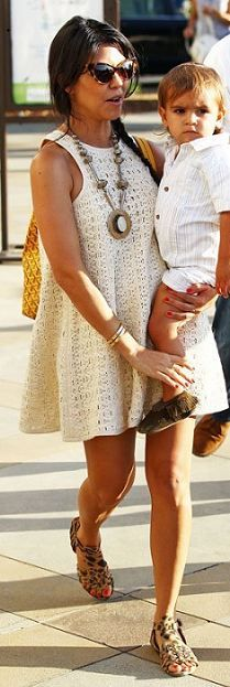 Shoes - Givenchy Dress - Tibi Purse - Goyard Sunglasses - Tom Ford