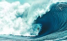 The most radical wave ever ridden in Tahiti by Nathan Fletcher. Note: The photo above was named as Extreme Photo of the Week by National Geographic and is nominated for the Monster Tube Award in the 2012 Billabong XXL Global Big Wave Awards!