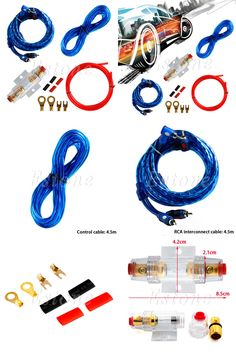oem rear view camera reversing logo camera cable wire harness for Rear Wire Harness Holder [visit to buy] 1500w 8ga car audio subwoofer amplifier wiring fuse holder wire cable Wire Harness Assembly