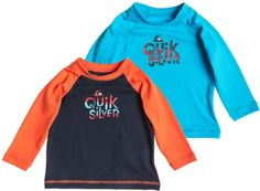 Shop for the Infant's Quiksilver FREE PLAY L/S Rashguard at Wetsuit Wearhouse. Free ground shipping & best price guarantee.