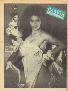 Cool Prince magazine from Hungary with @jilldjones @SheilaEdrummer @CatGloverr Vanity etc