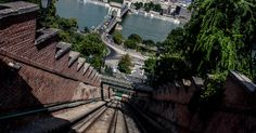 Buda Castle funicular