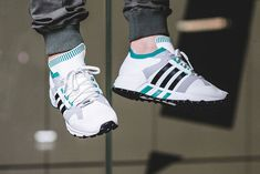24056eb1a57971 adidas EQT Cushion Primeknit Sub Green - Sneaker Bar Detroit