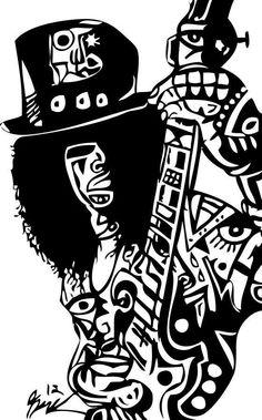 Barato Alta qualidade de Slash GNR Guns and Roses estrela do rock de guitarra metal do rock and roll 100% algodão casual solta t shirt tee vestido camiseta, Compro Qualidade Camisetas diretamente de fornecedores da China:            Frete grátis Top qualidade 30 Seconds to mars 30STM Mars Rock 100% algodão Casual T-shirt dos homens