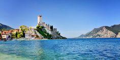 159 € -- 4 Tage Frühling am Gardasee mit Halbpension, -56%
