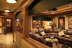small homes with basements | Small basement renovations