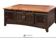 Available at The Tin Shed - Furniture by Kloss 135 Poplar St, Highland, IL 62249 www.thetinshed.com 618-654-7433