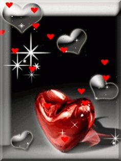 Beautiful hearts - Love is in the Air ..