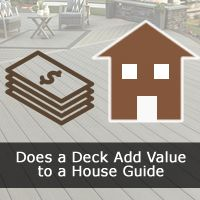 Does a deck add value to a house, our guide will highlight the benefits and the deck types and deck designs that will increase the value of your home.