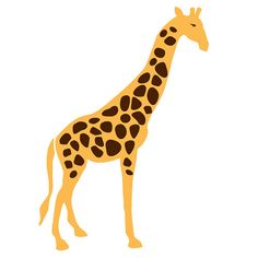 giraffe clip art giraffe clip art royalty free animal images rh pinterest com  cartoon giraffe clipart free