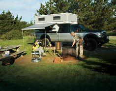 Backroad Traveler: Four Wheel Camper