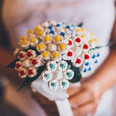 And carry the most stacked bouquet that money can buy. | 27 Nerdtastic Wedding Ideas You'll Majorly Geek Out Over
