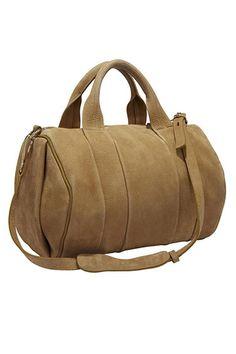 The Bazaar: Neutral Ground  - Alexander Wang bag