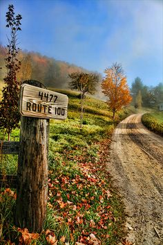 Route 100 Vermont | Vermont Fall Foliage | Flickr - Photo Sharing! By DP | Photography
