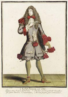 Baroque Fashion, French Fashion, Vintage Fashion, Louis Xiv, 17th Century Fashion, Baroque Art, Museum Exhibition, Historical Clothing, Fashion Plates