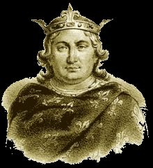 Louis VI, the Fat (1081 - 1137). King of the Franks from 1108 to 1137. He married Lucienne de Rochefort, but the marriage was annulled in 1107. He then married Adelaide de Maurienne and had eight children. Before his death he was named guardian of Eleanor of Aquitaine, whom he betrothed to his son.