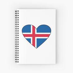 Iceland Flag. Love Iceland Heart Flag. íslenski fáninn. Christmas. Icelander Gifts. by GraceTee | Redbubble Iceland Flag, Heart Print, Love Heart, Christmas, Gifts, Xmas, Presents, Heart Of Love, Navidad