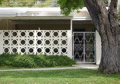 Decorative Concrete Blocks | Finding Mid-Century