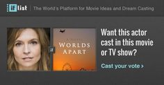 Tandi Wright as Christine Evans in Worlds Apart? Support this movie proposal or make your own on The IF List.