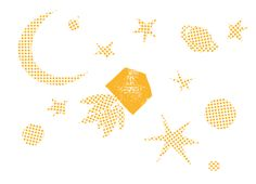 Ilaria Demonti on Behance #illustration #house #dream #travel #space