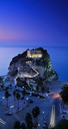 Calabria, Italy (http://www.miomyitaly.com/living-in-calabria.html)